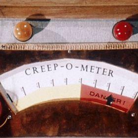 Creep meter