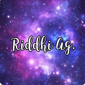 Riddhi Agrawal
