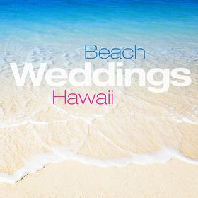 Beach Weddings Hawaii