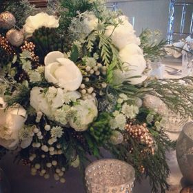 Three Branches Floral Design