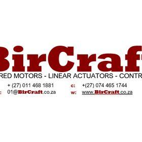 BirCraft: Geared Motors-Linear Actuators-Controls
