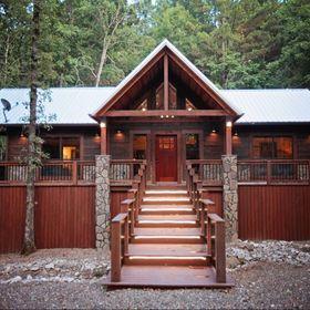 Rustic Luxury Cabins