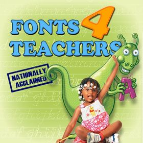 Fonts 4 Teachers