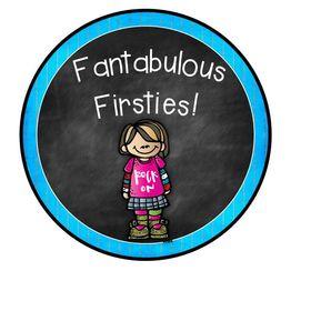 Fantabulous Firsties!