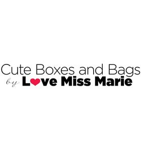 Cute Boxes and Bags by Love Miss Marie