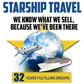 Starship Travel