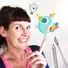 Johanna Fritz - Mentor für Illustratoren & Kreative: Podcast, Onlinekurse, Speaker