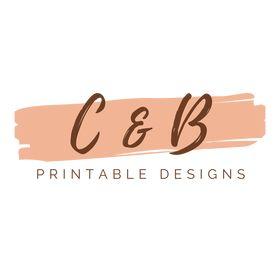 C&B Printable Designs