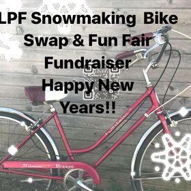 Bike Swap-LPF Fundraising Event Laphampeaksnowmaking