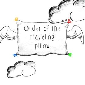 Order of the traveling pillow