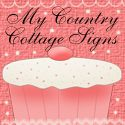 My Country Cottage Signs/Raggedy Dollys
