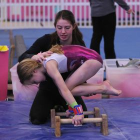 Swing Big! -- Gymnastics blog