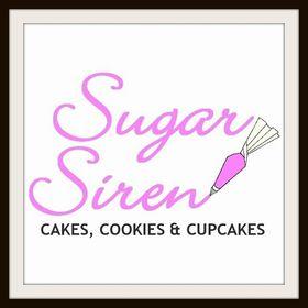 Sugar Siren Cakes (Francesca Lucas)