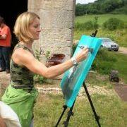 Rachel SEGUIN - Peinture abstraite