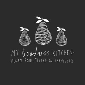 My Goodness Kitchen - vegan recipes. tested on carnivores.
