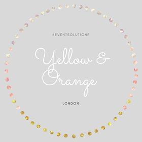 Yellow & Orange LONDON