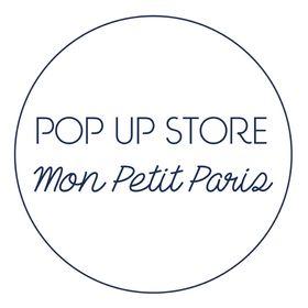 POP UP Mon Petit Paris