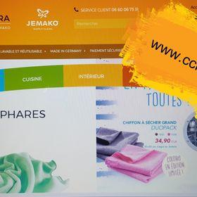 C'Clean Concept Partenaire Commerciale Jemako