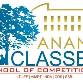 ANAND CLASSES(SCHOOL OF COMPETITIONS)