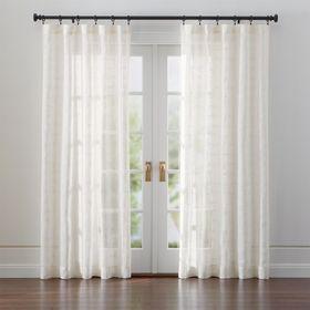 white linen sheets queen