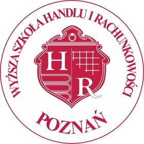 WSHiR Poznan Wyższa Szkoła Handlu i Rachunkowości