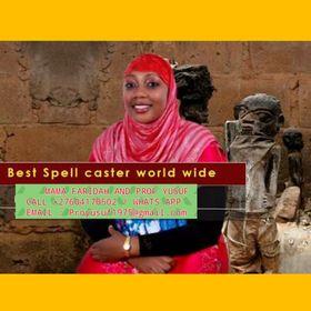 Dr.mama Farida .love spell