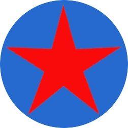Red Star Blue Sky
