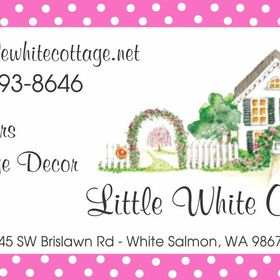 Little White Cottage