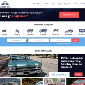 Samochody - Ogłoszenia Motoryzacyjne