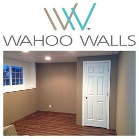 Wahoo Walls - Basement Finishing System