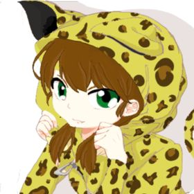 Lizzy the Leopard Leopard