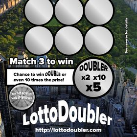Lottodoubler