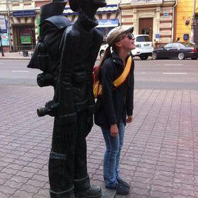 Людмила Дьячкова