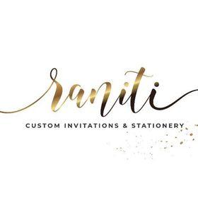 Raniti llc - Custom Invitations & Personalized Stationery
