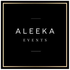 Aleeka Events | Event Planner & Stylist