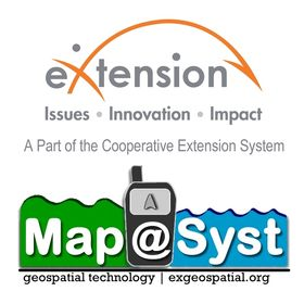 MapASyst | Geospatial Technology | eXtension.org