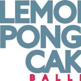 Lemon Sponge Cake Contemporary Ballet