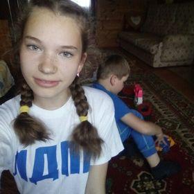 Быкова Карина