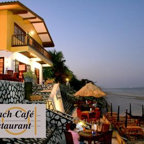 Beach Cafe Restaurant Hua Hin