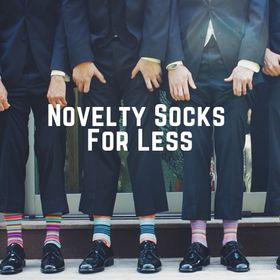 Novelty Socks for Less