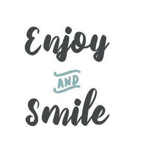 Enjoy & Smile