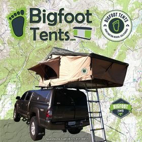 Bigfoot Roof Top Tents