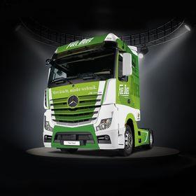 Mercedes-Benz Trucks NL
