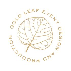 Gold Leaf Event Design & Production