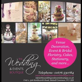 The Wedding And Events Boutique