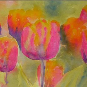 Maggie Leaver Paintings