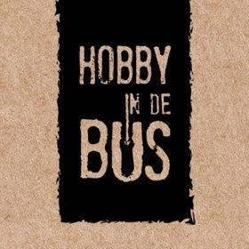 Hobby in de Bus
