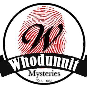 Whodunnit Murder Mystery Games