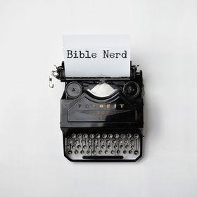 Bible Nerd