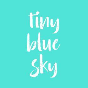Tiny Blue Sky